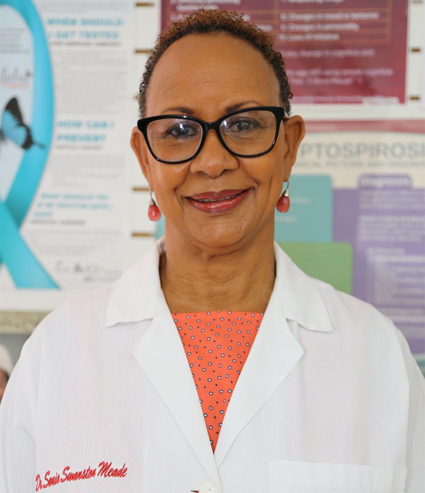 Dr. Sonia Swanston-Meade